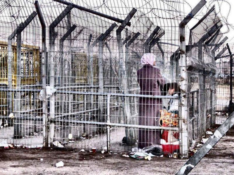 палестина пропускателен пункт