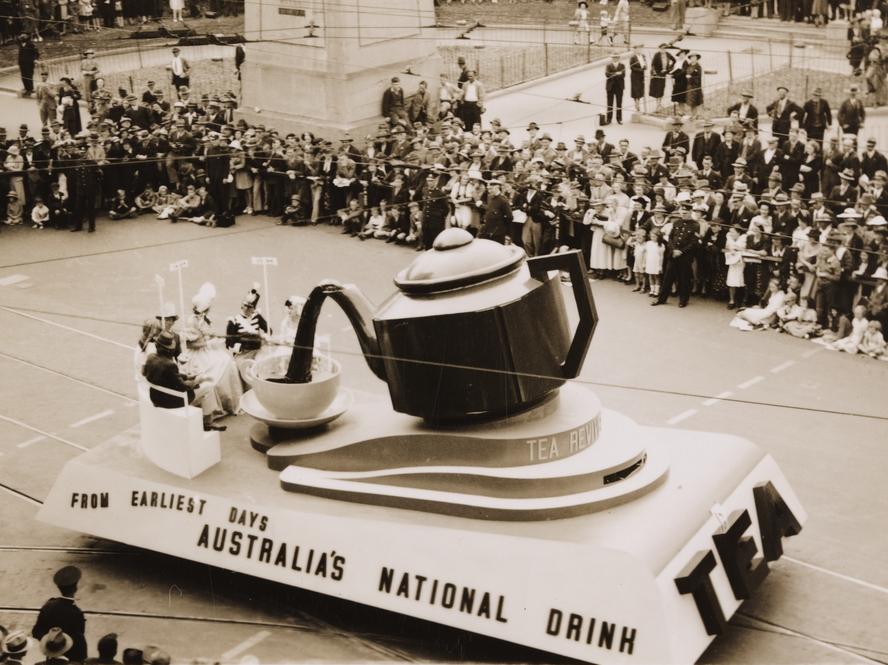 Австралийско честване на чая