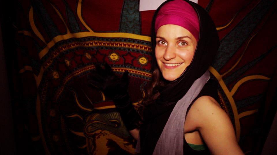 Златина Толева за Театъра на сетивния Лабиринт и вълшебното пътуване във Всичколената