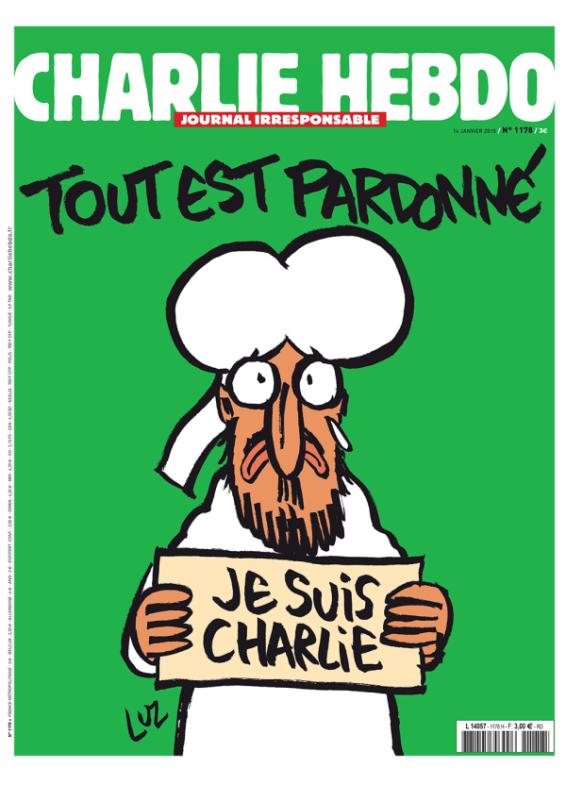 Charlie Ebdo