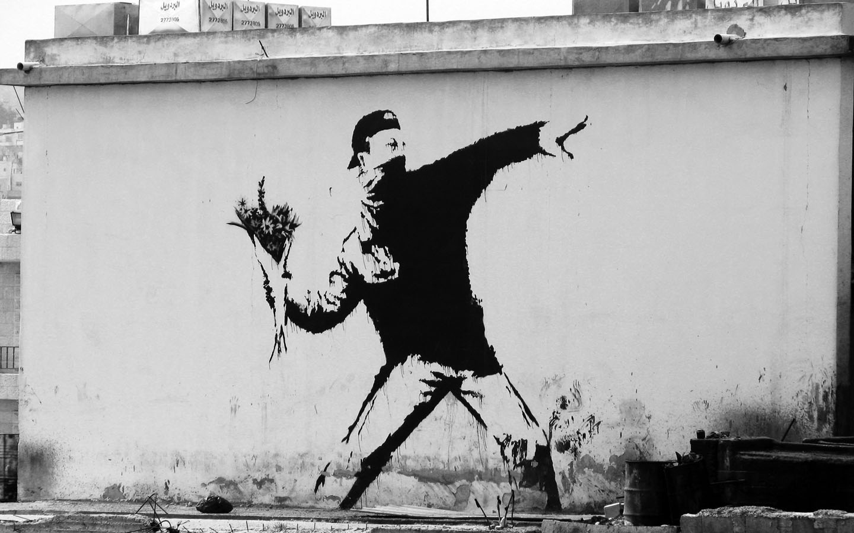 banksy-wallpaper