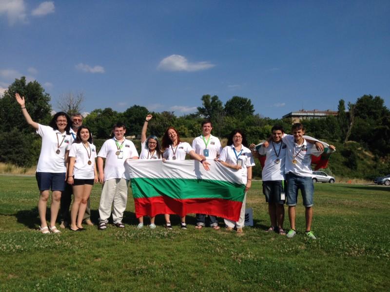 Международната олимпиада по математическа лингвистика