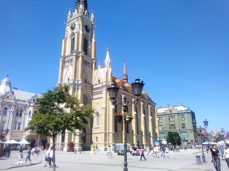 Нови Сад катедрала