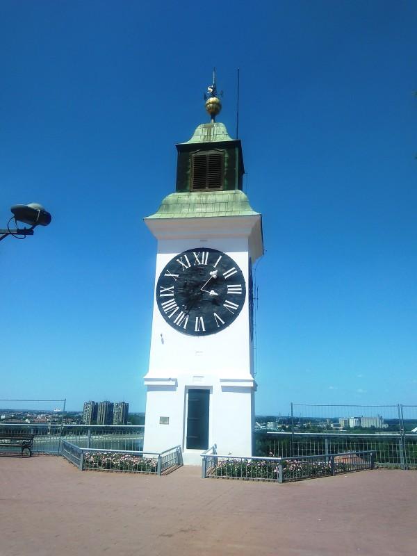 Нови Сад Часовниковата кула