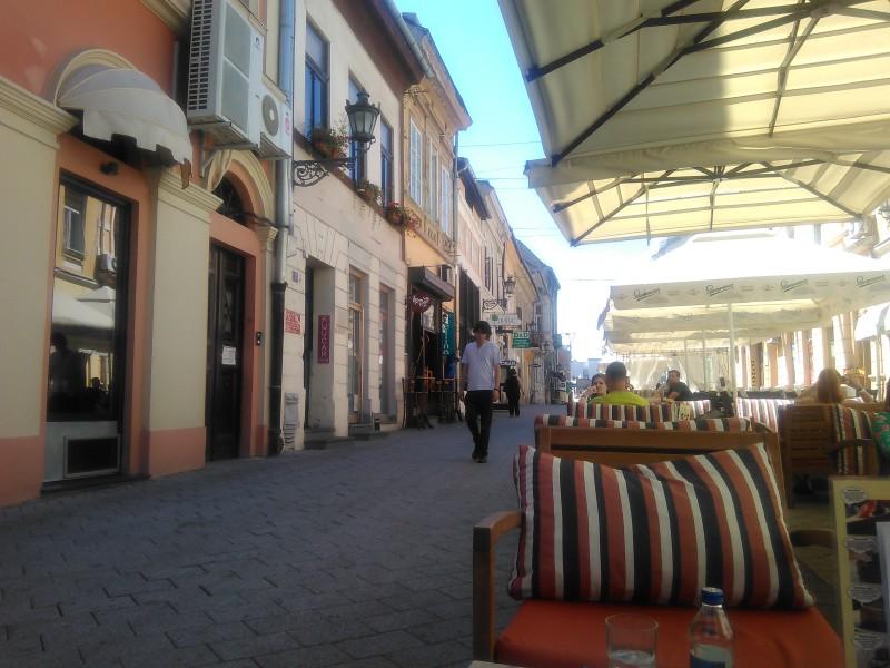Нови Сад кафе