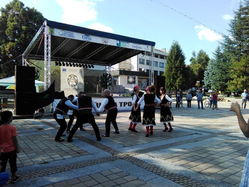 Български фестивал на сливата в град Троян