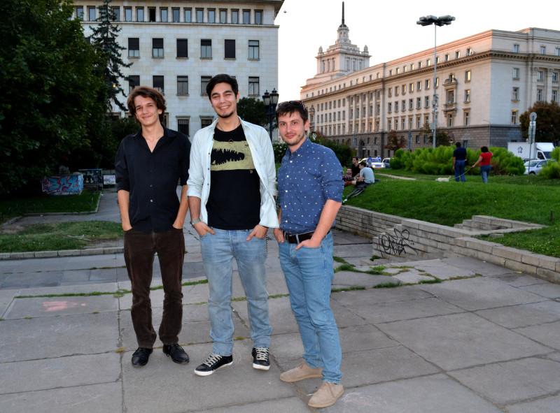 Sofia Music Fridays, Александър, Мирян и Антон