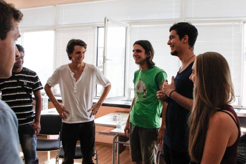 Екип Музика, Идеите Това сме ние