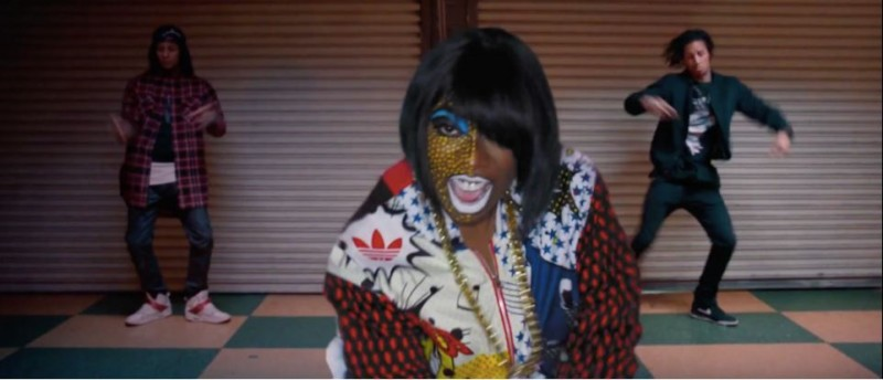 Missy Elliott - WTF (Where They From)