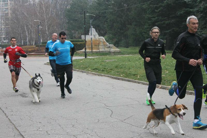 5 km run 1