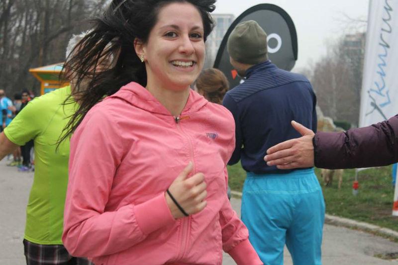5 km run 3