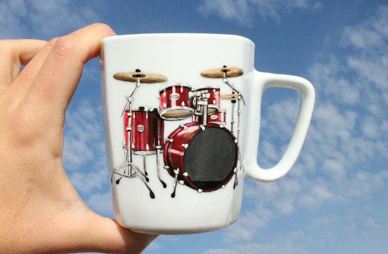 мария чаша барабани