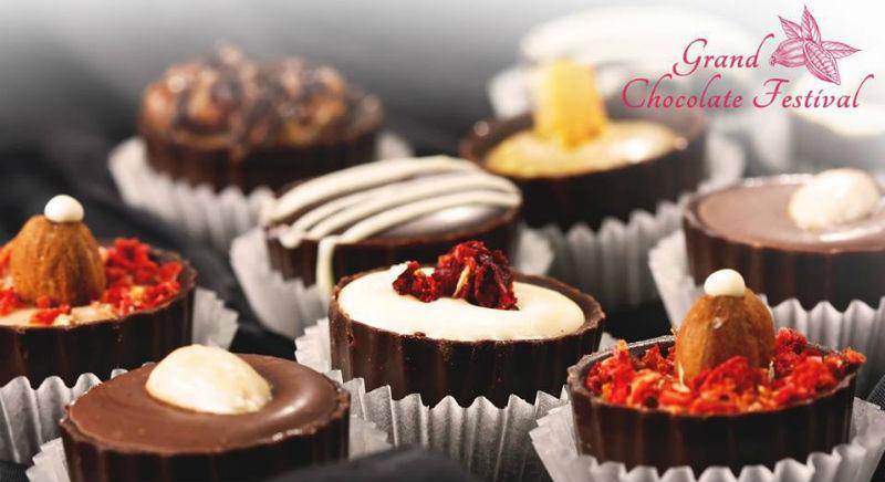 Grand Chocolate Festival 2016 – празник за любителите на сладките изкушения