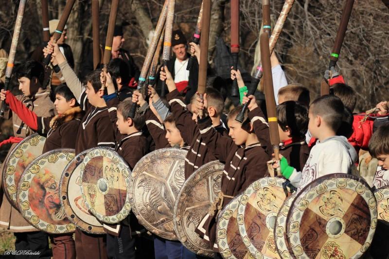 Рицарите в български доспехи – Багатурите
