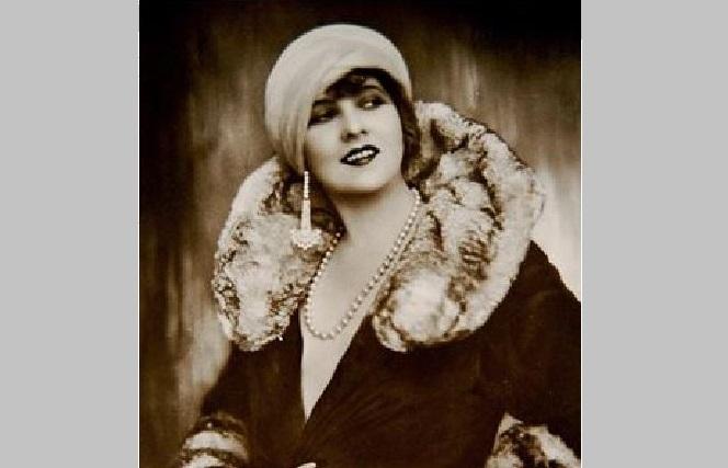 Люси Дорейн – унгарската звезда на нямото кино с екзотично име