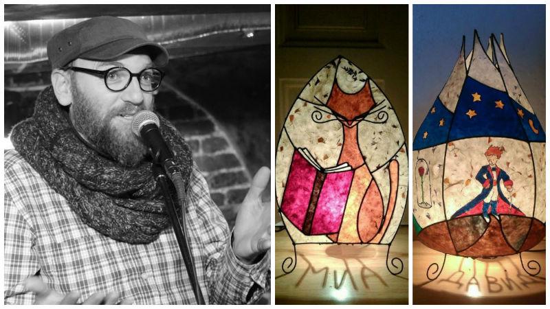 Николай Табаков и вълшебните лампи