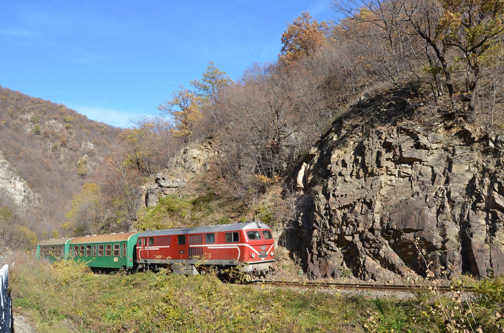 Кристиан Ваклинов за миналото и бъдещето на единствената действаща теснолинейка в България