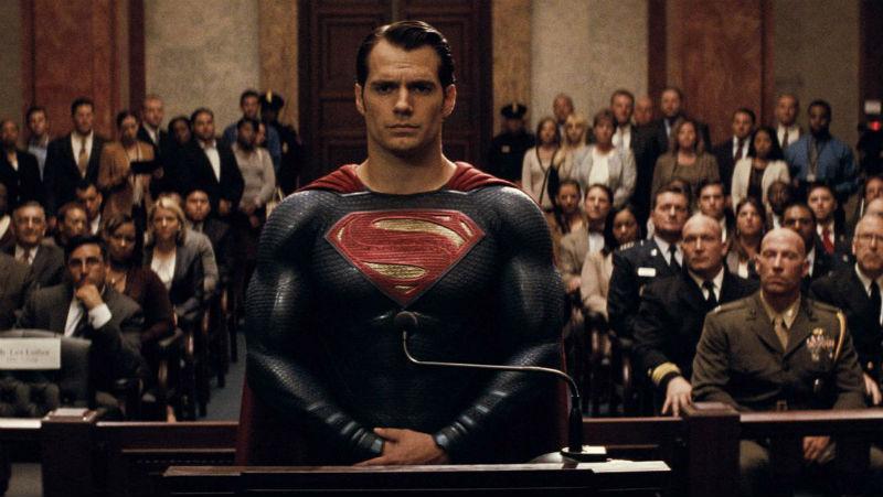superman кавил