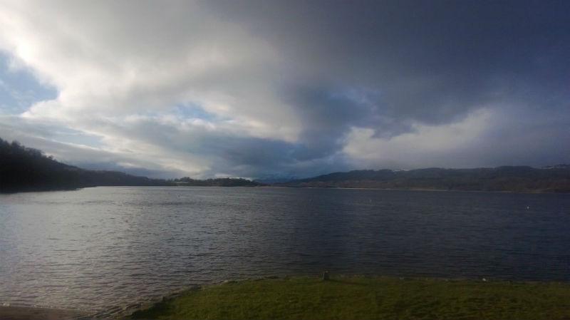 шотландия панорама