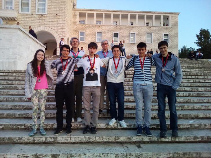 6 медала донесоха българските ученици отБалканската олимпиадапо математика
