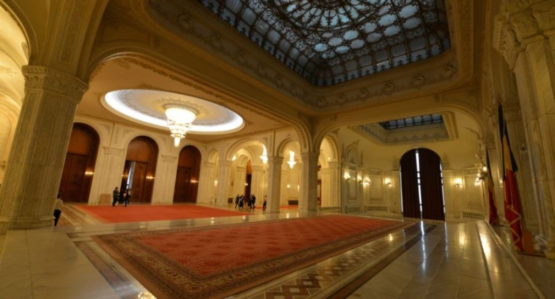 Parliament_Romania, Румънски парламент