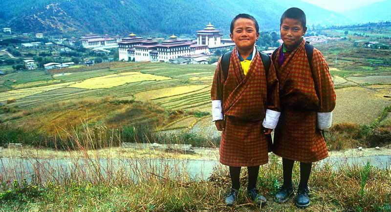 Бутан – единствената страна в света с Министерство на щастието