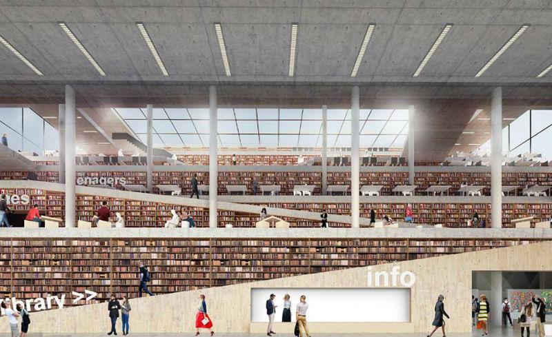 варна проект библиотека