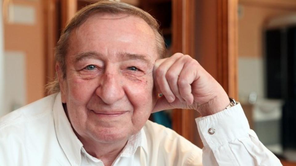 Почина големият Никола Анастасов