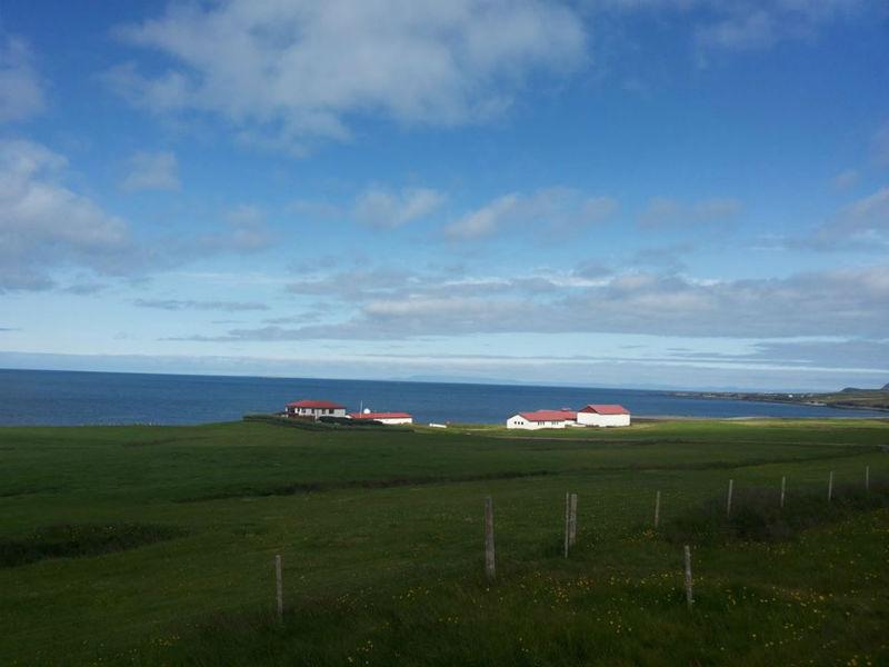 къщичка исландия