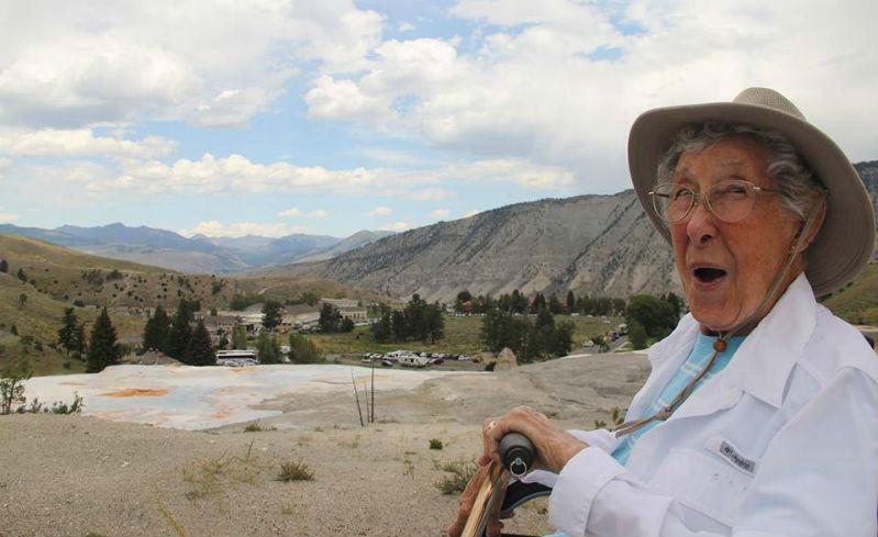 Приключенията на 91-годишната г-жа Норма, или за избора да бъдеш щастлив
