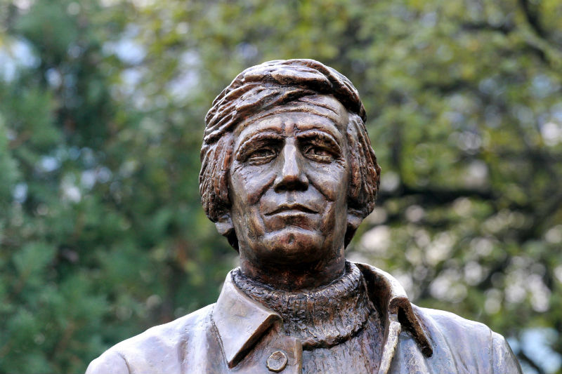 Георги Марков паметник