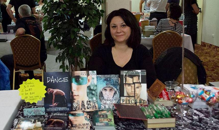 Теодора Костова – българската писателка в Лондон за любовта, оживяваща в книгите ѝ