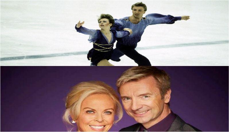 Джейн Торвил и Кристофър Дийн: Горещата магия на ледения танц