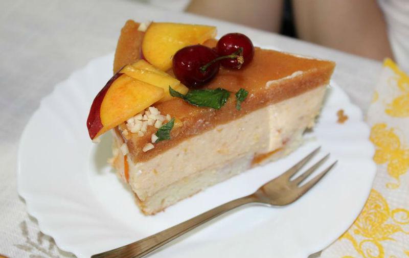 Сладка рецепта 1: Плодова торта (Даниела Петкова)