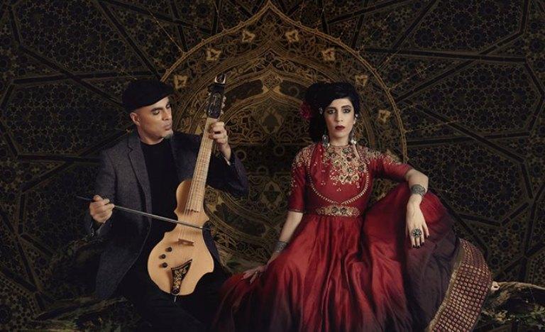 Емблемата на уърлд музиката Азам Али за първи път у нас с формацията Niyaz