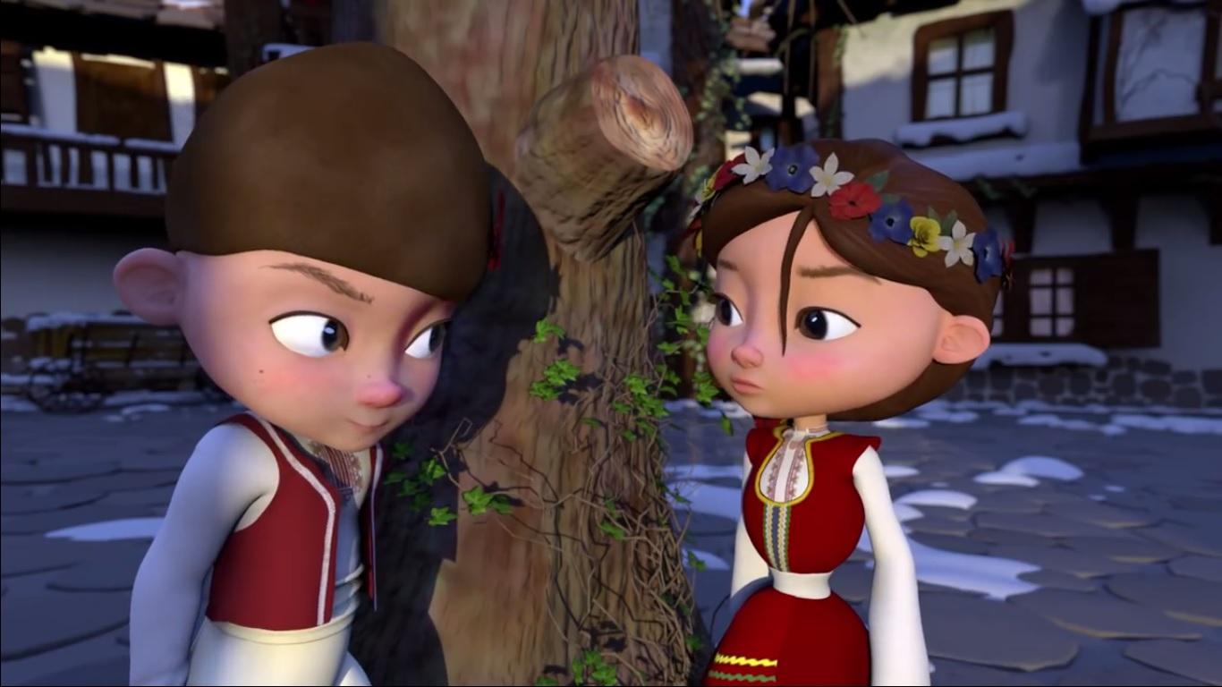 Пижо и Пенда оживяват в 3D анимация