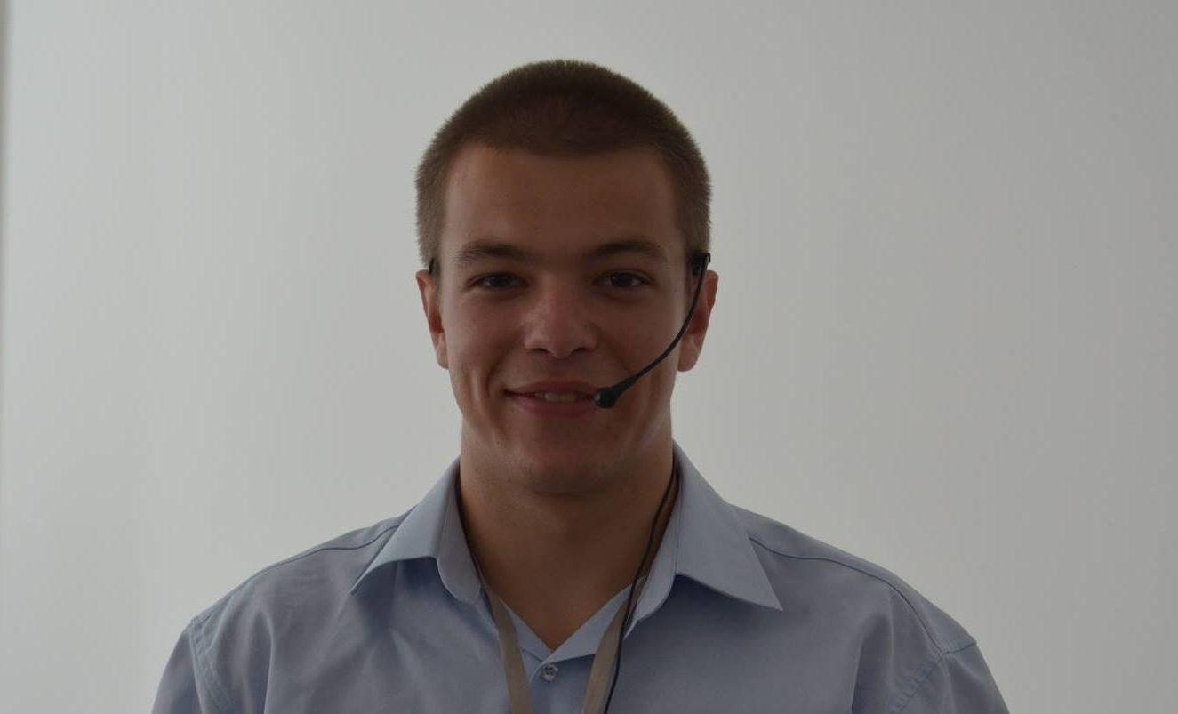 Димитър Рангелов: Един млад визионер в света на роботиката