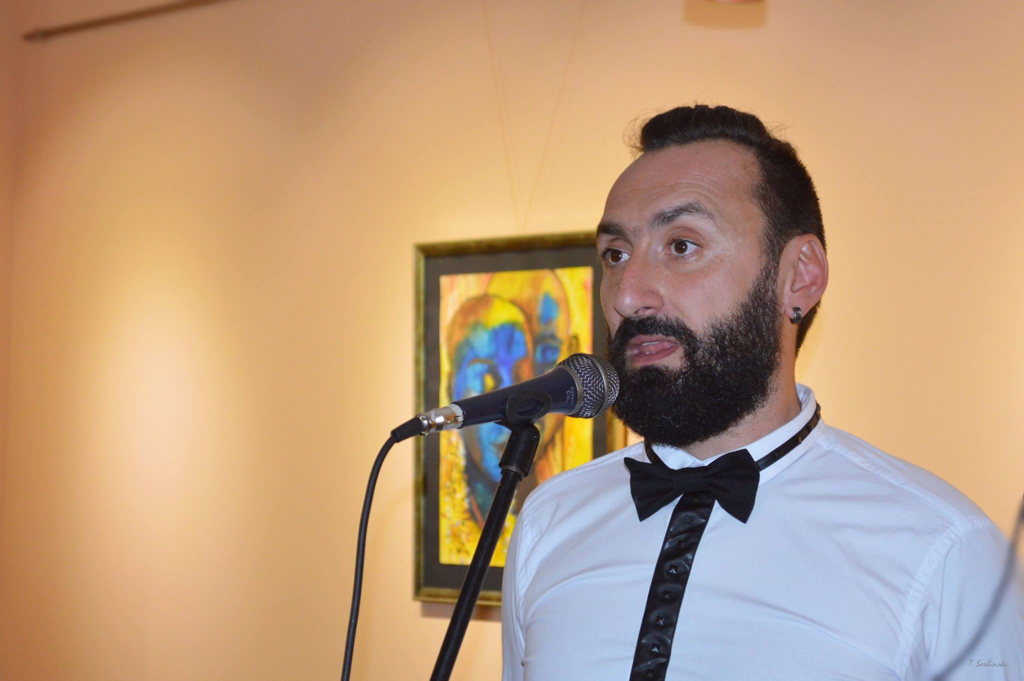 Евгени Серафимов: Кюстендилският вълшебник с четки и бои