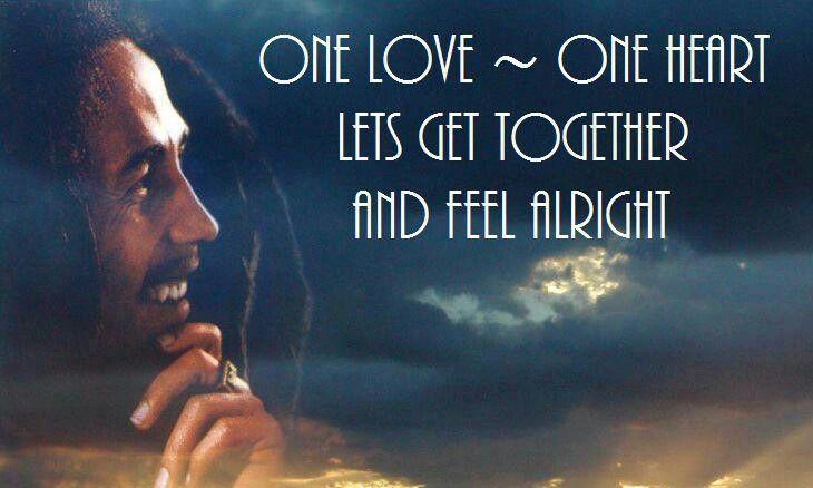 За любовта към живота и музиката на Боб Марли