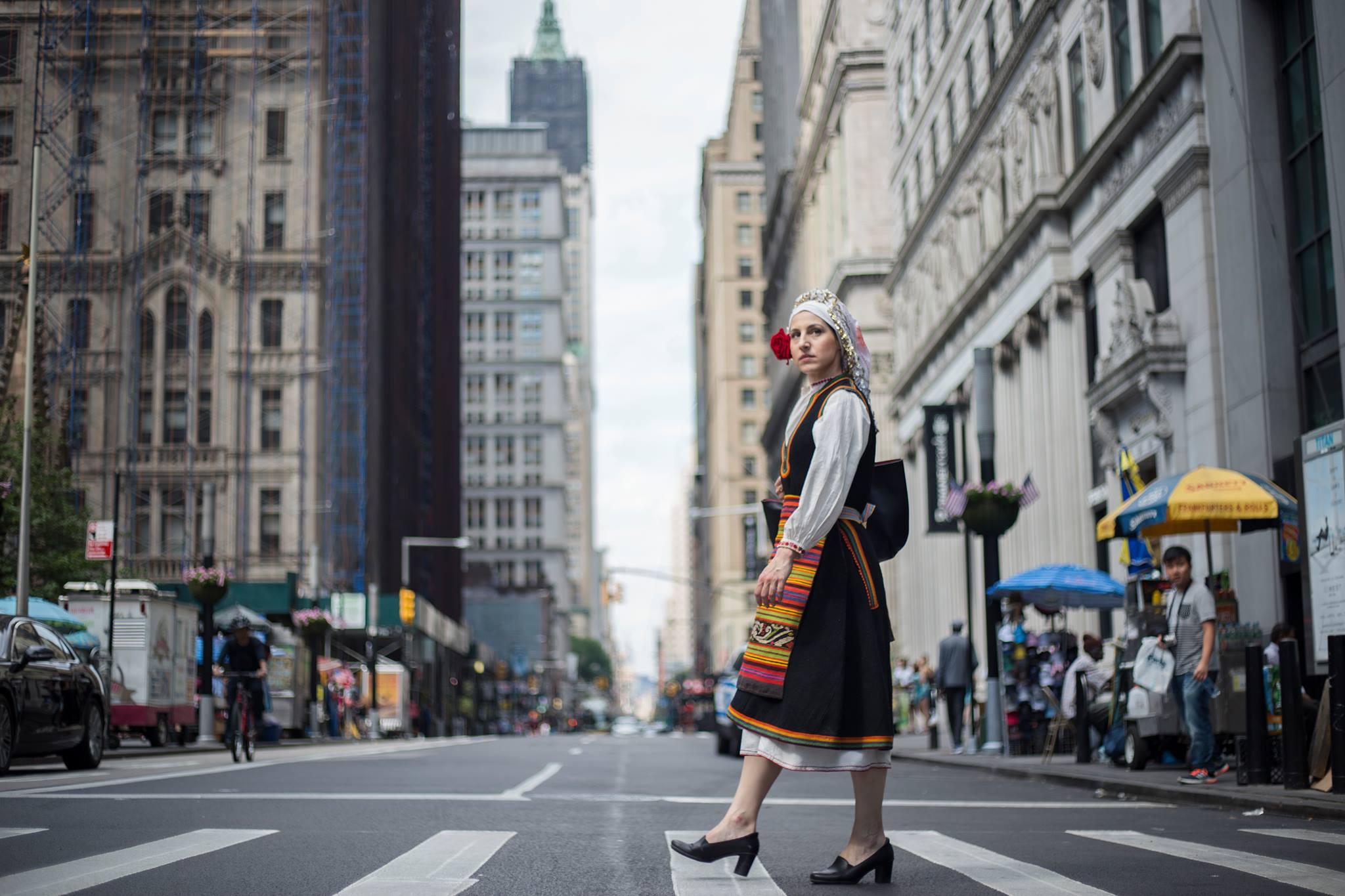 Ванина Кондова, Lost & Found, NY: Когато правиш нещо с желание, намираш съмишленици