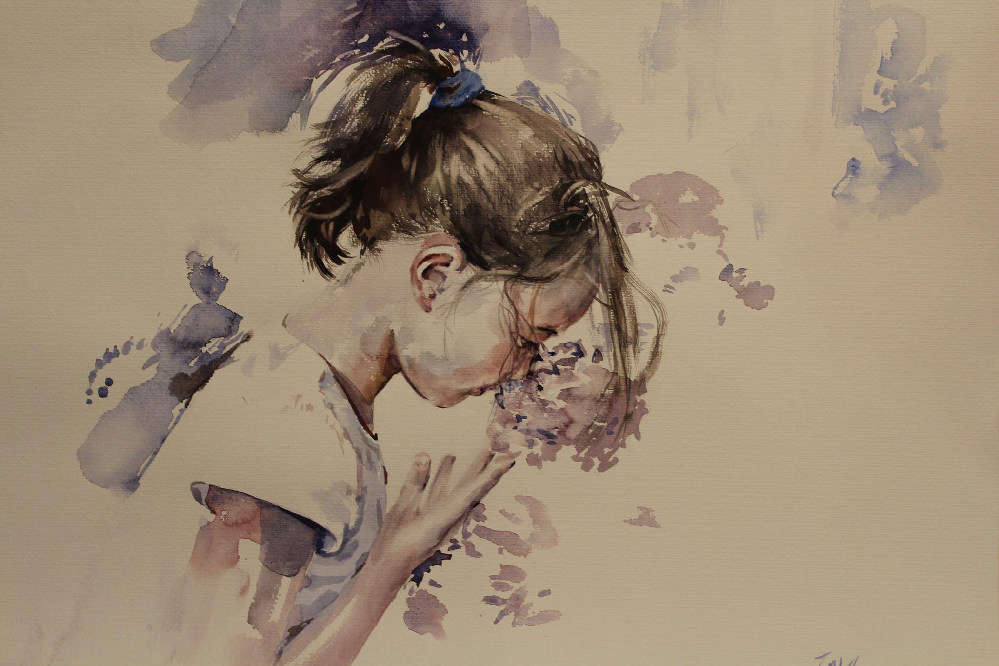 Бояна Петкова – когато картината запали в теб огъня, горящ в самия автор