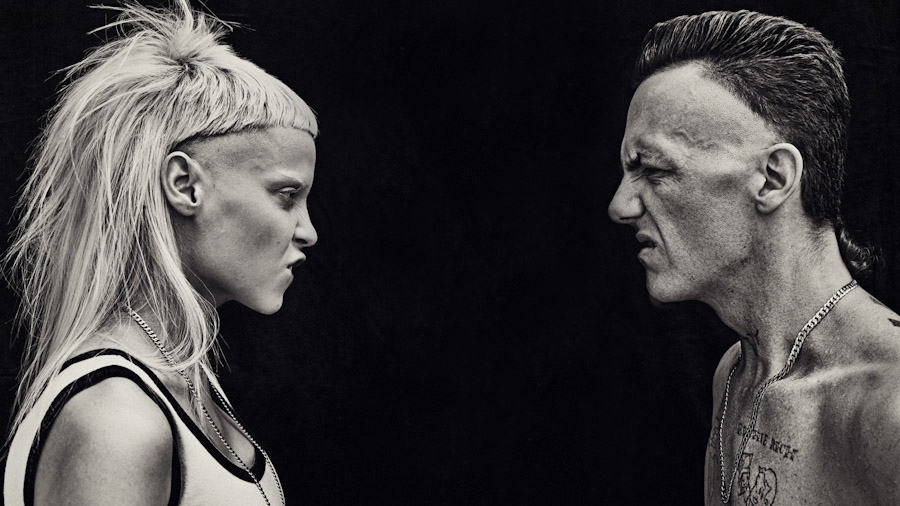 Die Antwoord – блестяща странност и шантава креативност