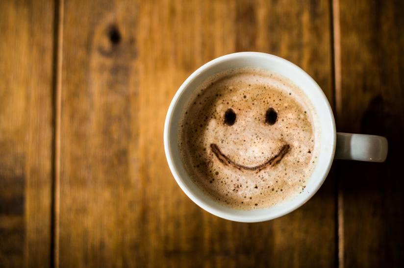 Малки истории за големи хора – едно кафе и една усмивка