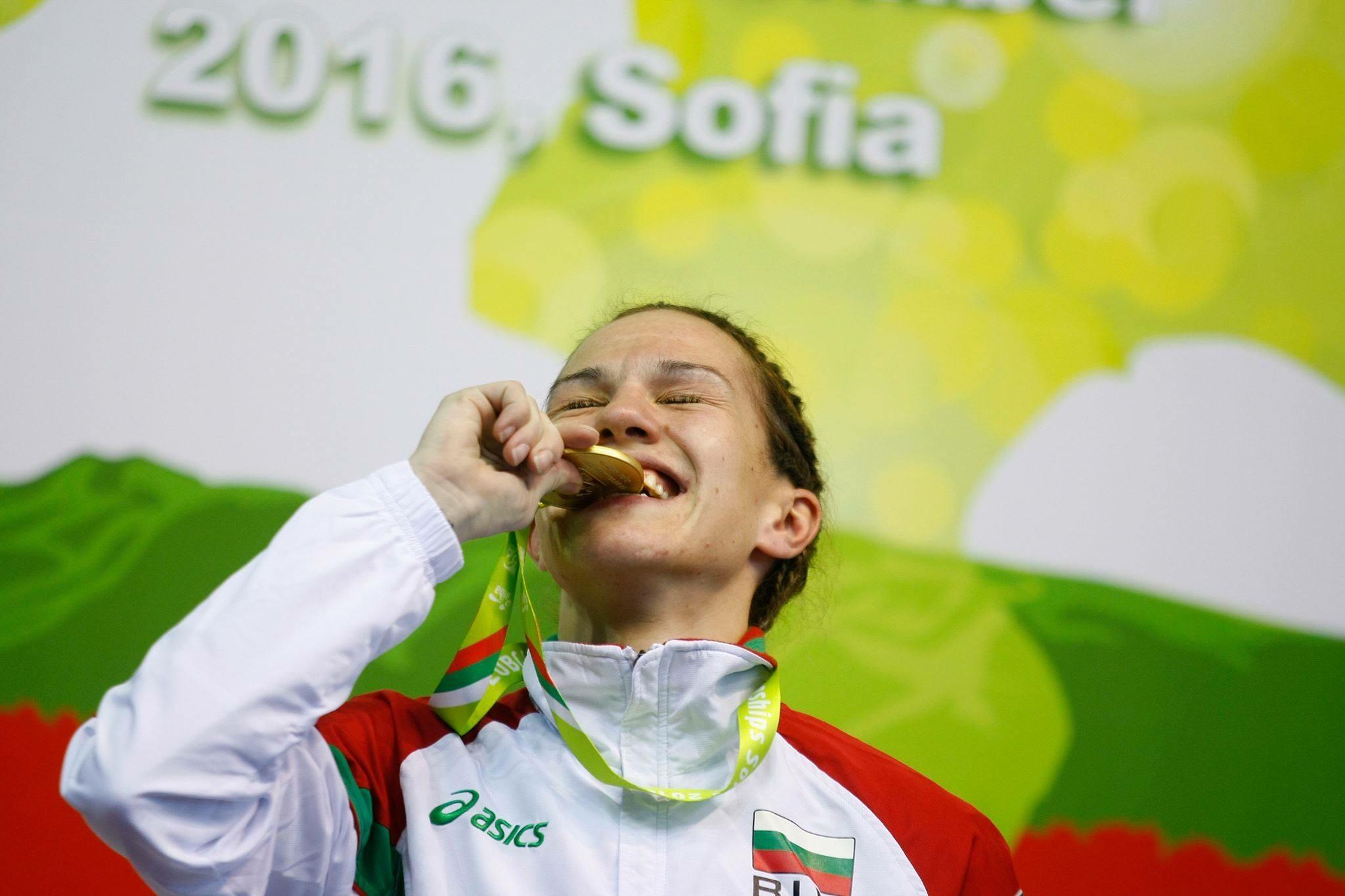 Станимира Петрова: Обичам България и искам да се кача на олимпийския връх с българския флаг