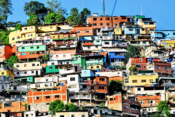 Венецуела – живот на ръба