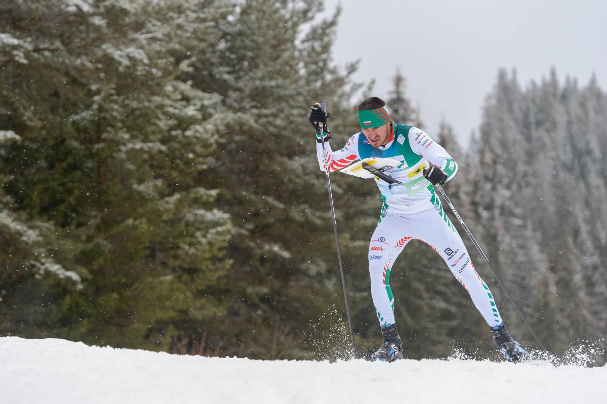 Станимир Беломъжев – българинът, който покори всички върхове в ски ориентирането