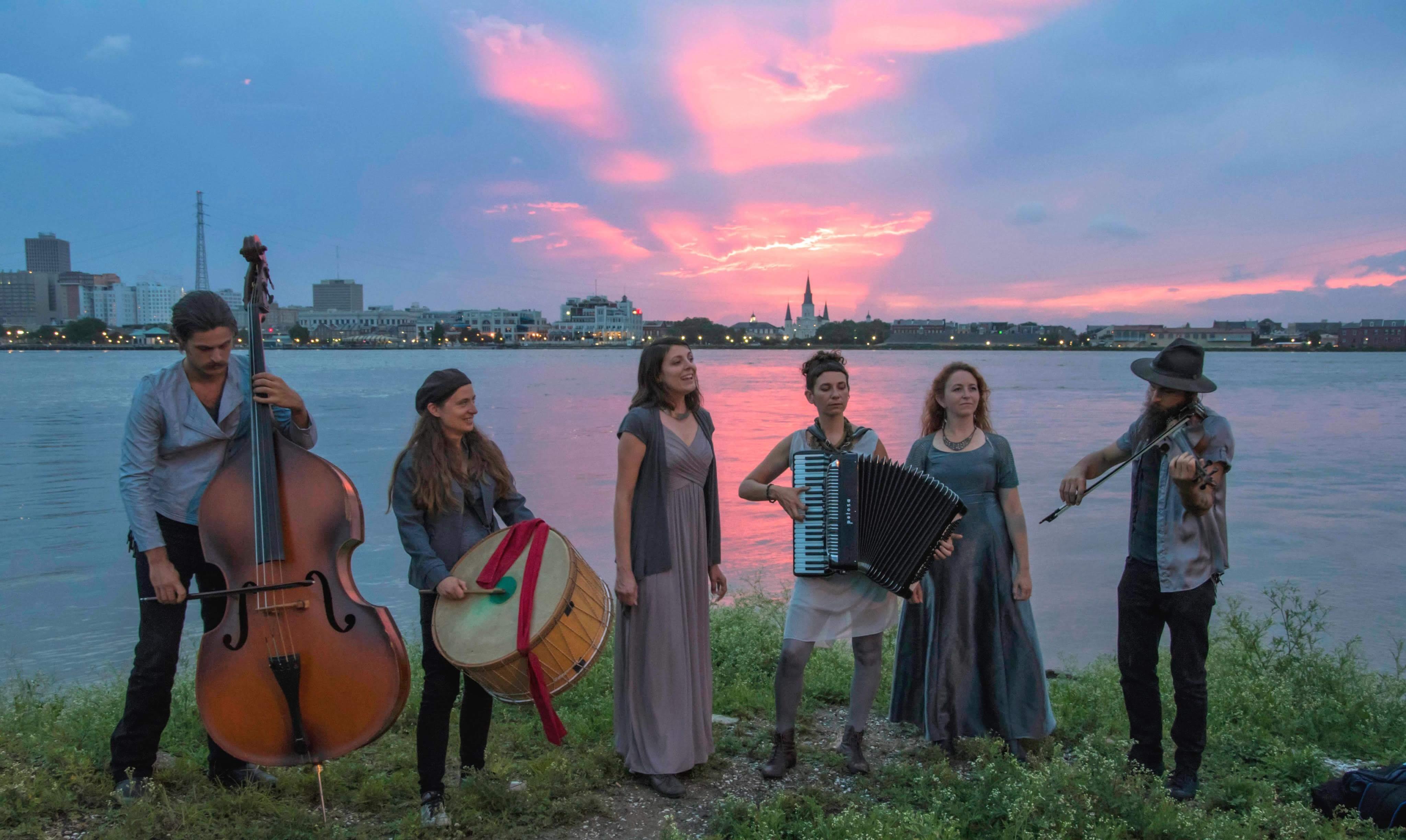 Blato Zlato – американците, влюбени в българската народна музика