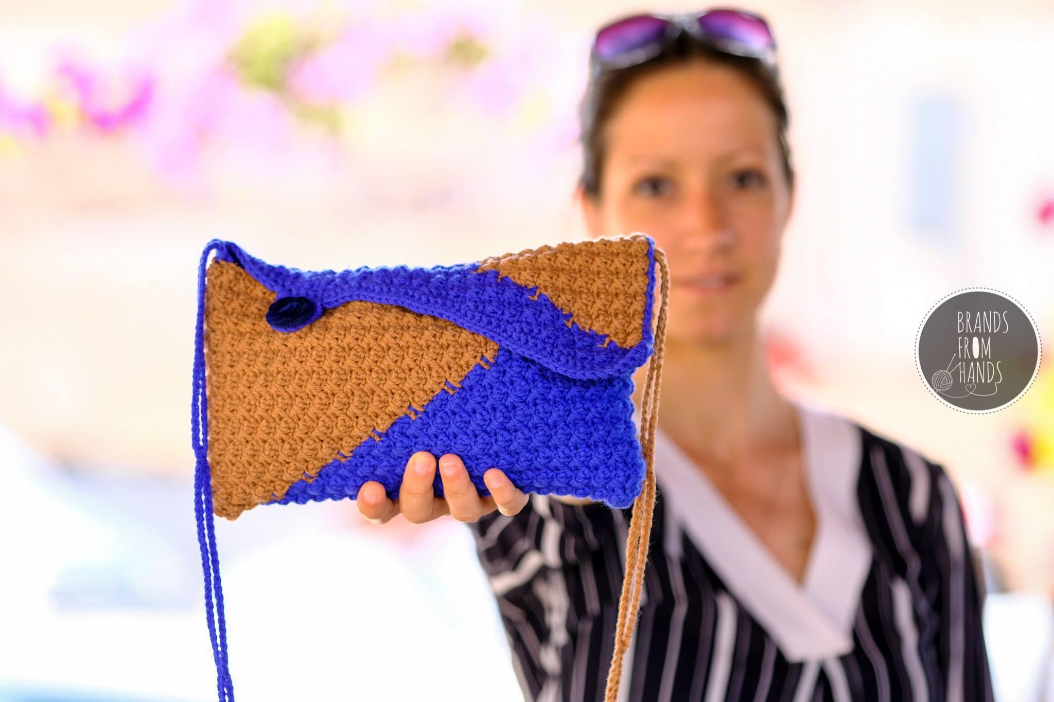 Александрина Пандурска, Brands from Hands: Плетенето е живо, изисква любов, време и добър учител