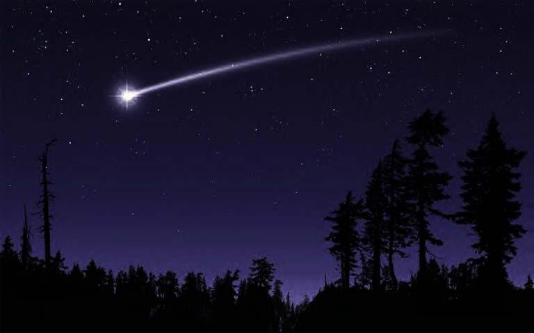 Като падаща звезда през сърцето ти