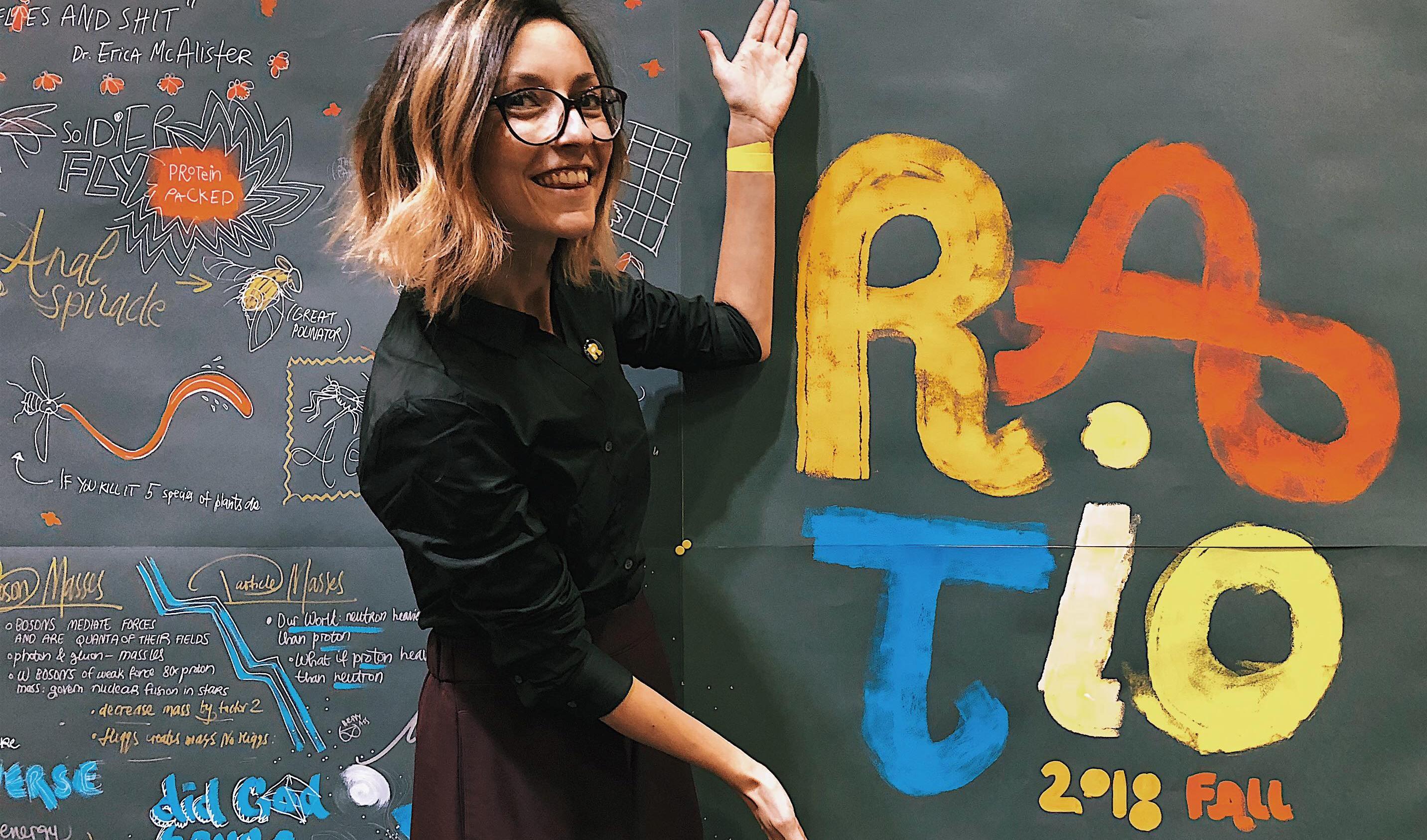 Снежана Янева, Ratio: Науката е магия, която можем да се научим да разбираме